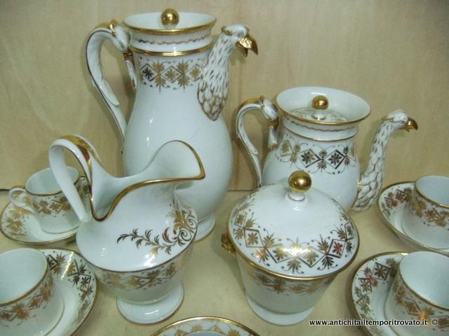 Estremamente porcellane antiche antiquariato ct02 pineglen for Siti di antiquariato