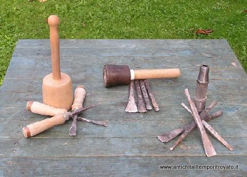 L arte di intagliare il legno