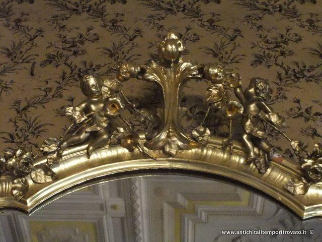 Antiquariato e restauro di mobili d 39 epoca e antichi a for Sia complementi d arredo