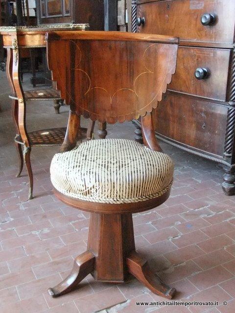 Guida all antiquariato mobili antichi stili periodi e movimenti artistici biedermeier - Mobili biedermeier ...
