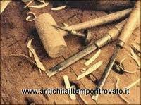 Strumenti Per Lavorare Il Legno : Guida all`antiquariato legni attrezzi per lavorare il legno