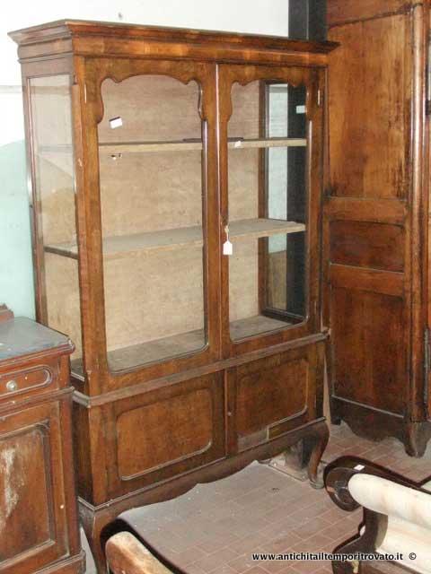 Antichit il tempo ritrovato antiquariato e restauro mobili antichi vetrine antiche antica - Immagini mobili antichi ...
