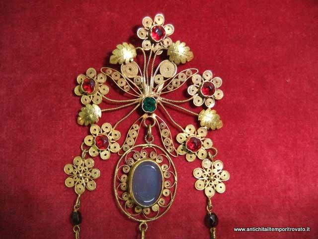 Famoso Antichità il tempo ritrovato - Antiquariato e restauro - Gioielli  FN62
