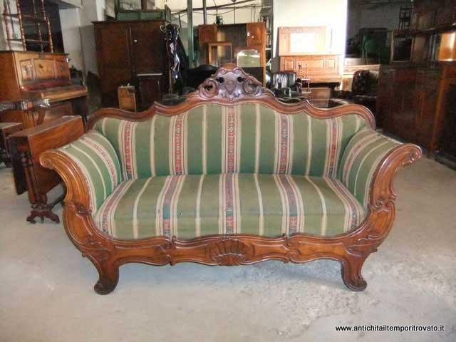 divani antichi usati idee per il design della casa ForDivani Antichi Usati