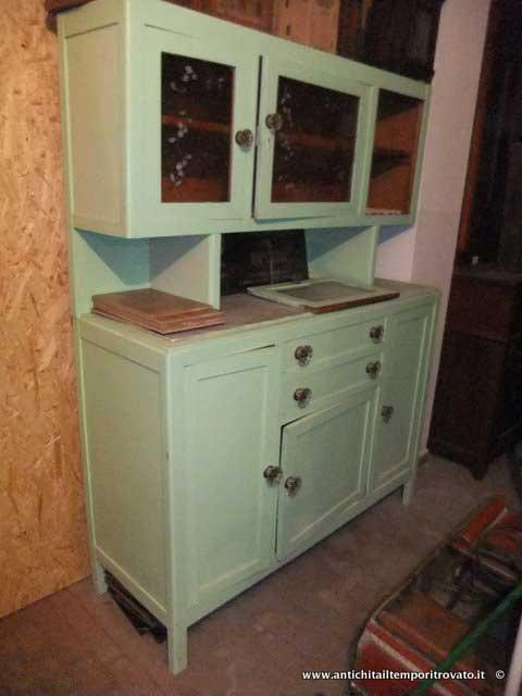 Mobili da cucina anni 50 design casa creativa e mobili - Mobili vintage anni 60 ...