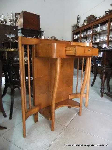 Antichit il tempo ritrovato antiquariato e restauro for Design 2000 mobili