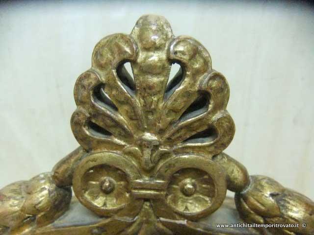 Lampadario Antico In Legno : Antichità il tempo ritrovato antiquariato e restauro