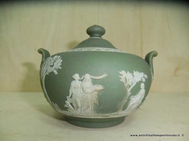 Antica zuccheriera Wedgwood - Old sugar bowl Wedgwood