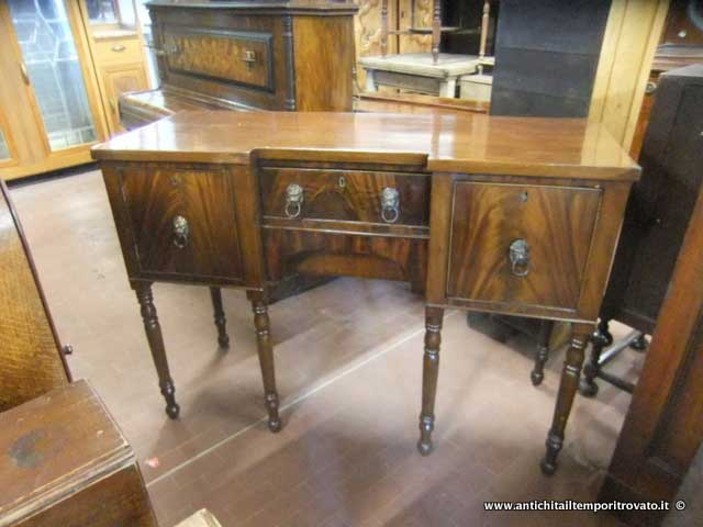 Mobili antichi - Credenze  Antico sideboard - Antico buffet inglese Immagine n°
