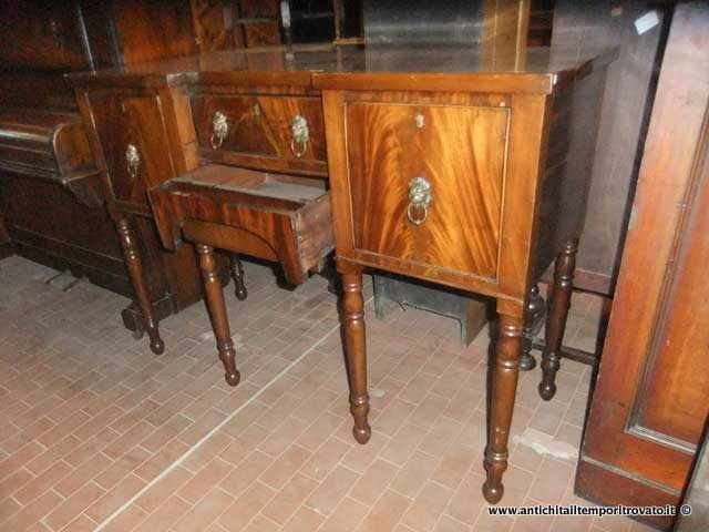 Mobili antichi - Credenze  - Antico sideboard Antico buffet inglese - Immagine n°4