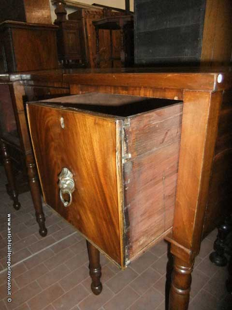 Mobili antichi - Credenze  - Antico sideboard Antico buffet inglese - Immagine n°6