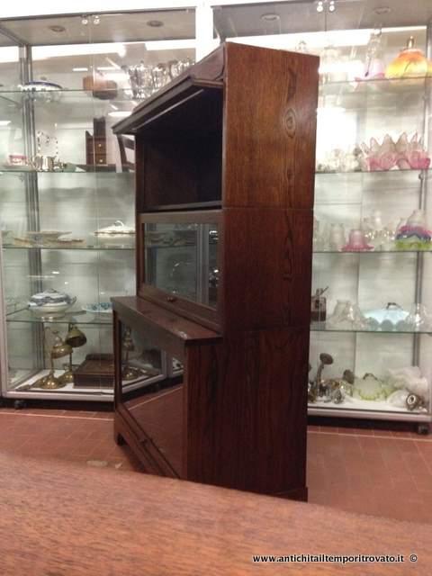Antichit il tempo ritrovato antiquariato e restauro for Librerie piccole dimensioni