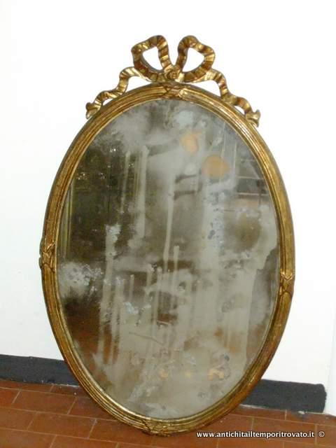 Specchio Antico Rovinato Of Antichit Il Tempo Ritrovato Antiquariato E Restauro