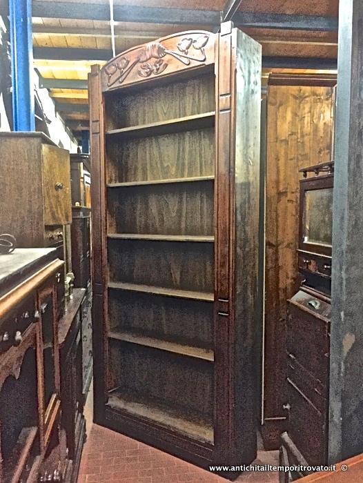 Libreria Liberty Prezzo : Antichità il tempo ritrovato antiquariato e restauro
