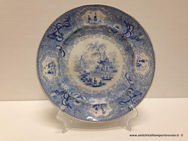 Antichit il tempo ritrovato antiquariato e restauro for Piatto cinese
