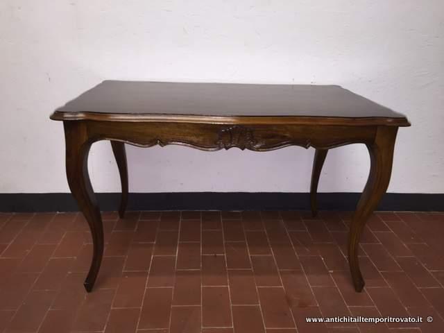Tavolini Da Salotto Antichi.Antichita Il Tempo Ritrovato Antiquariato E Restauro