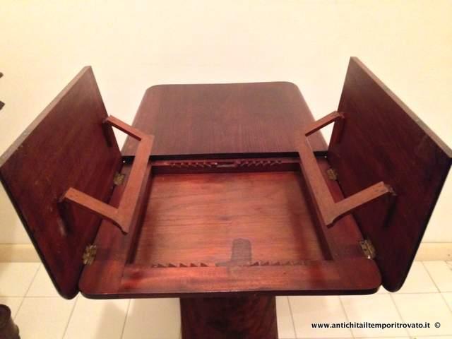 Tavoli e tavolini - Tavolo per colazione a lettoTavolo da lettura per ...