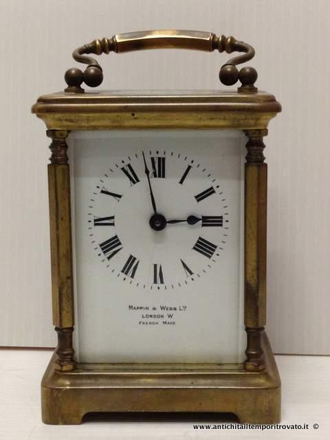 antico orologio