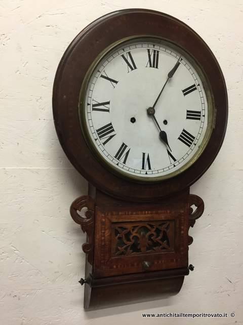 Orologi e portaorologiAntico orologio a goccia da parete - Orologio da ...