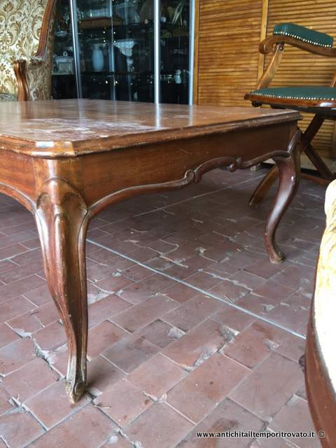 Tavolino Basso Antiquariato.Antichita Il Tempo Ritrovato Antiquariato E Restauro