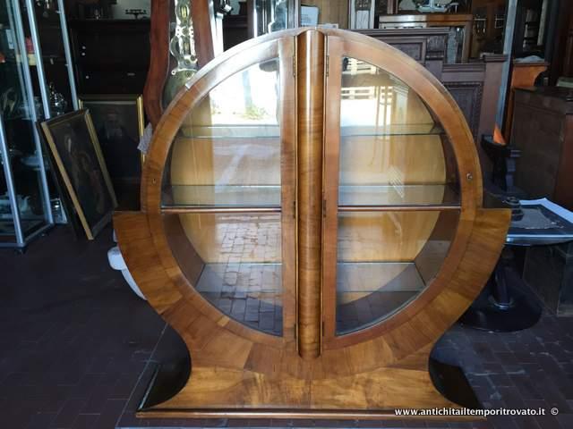 Antichit il tempo ritrovato antiquariato e restauro - Art deco mobili ...