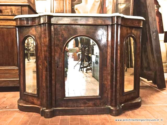 Credenza Usata Da Restaurare : Antichità il tempo ritrovato antiquariato e restauro mobili