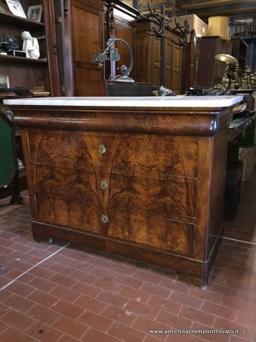 Antichit il tempo ritrovato antiquariato e restauro mobili antichi cassettoni cassettone - Immagini mobili antichi ...