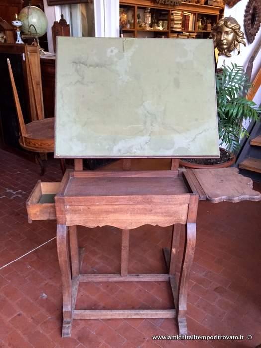 Antichità il tempo ritrovato - Antiquariato e restauro - Mobili antichi-Mobili vari-Antico ...