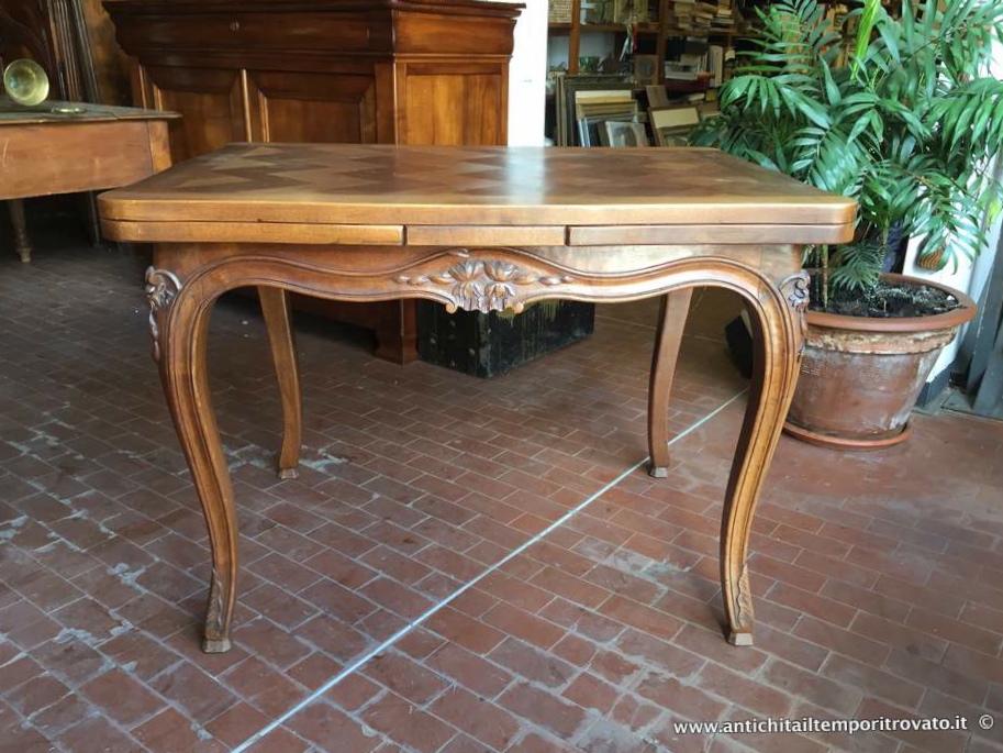 Beautiful Tavoli Da Cucina Antichi Gallery - Ideas & Design 2017 ...
