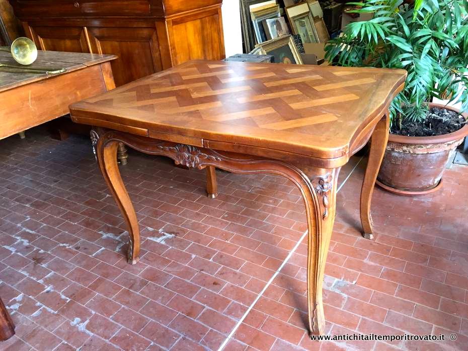 Tavoli provenzali vendita on line tavolo stile provenzale for Arredamento francese on line