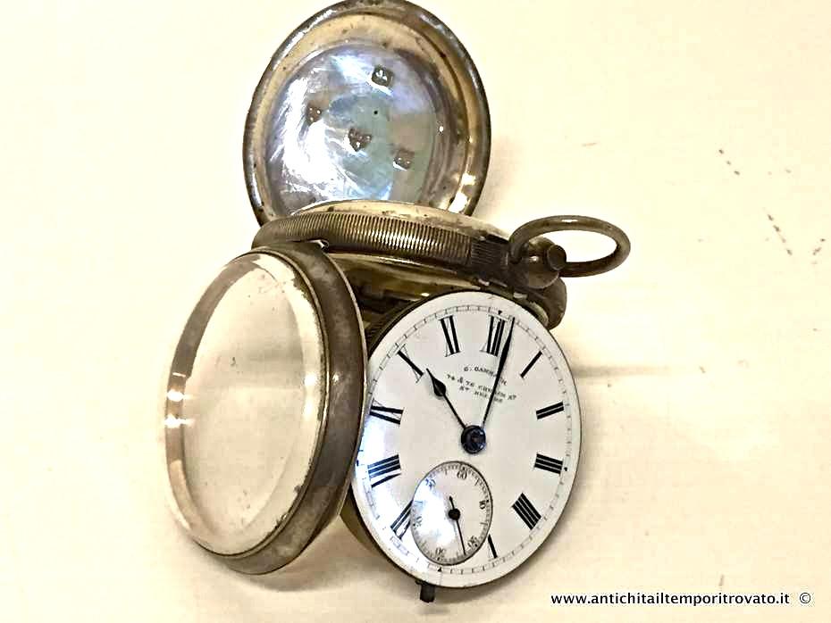 orologio a cipolla in inglese