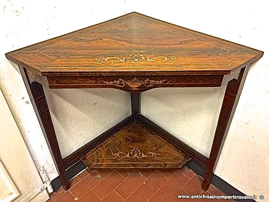 Antichit il tempo ritrovato antiquariato e restauro home - Olio per mobili antichi ...