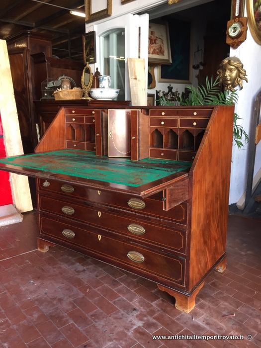 Mobili inglesi antichi - Riconoscere mobili antichi ...