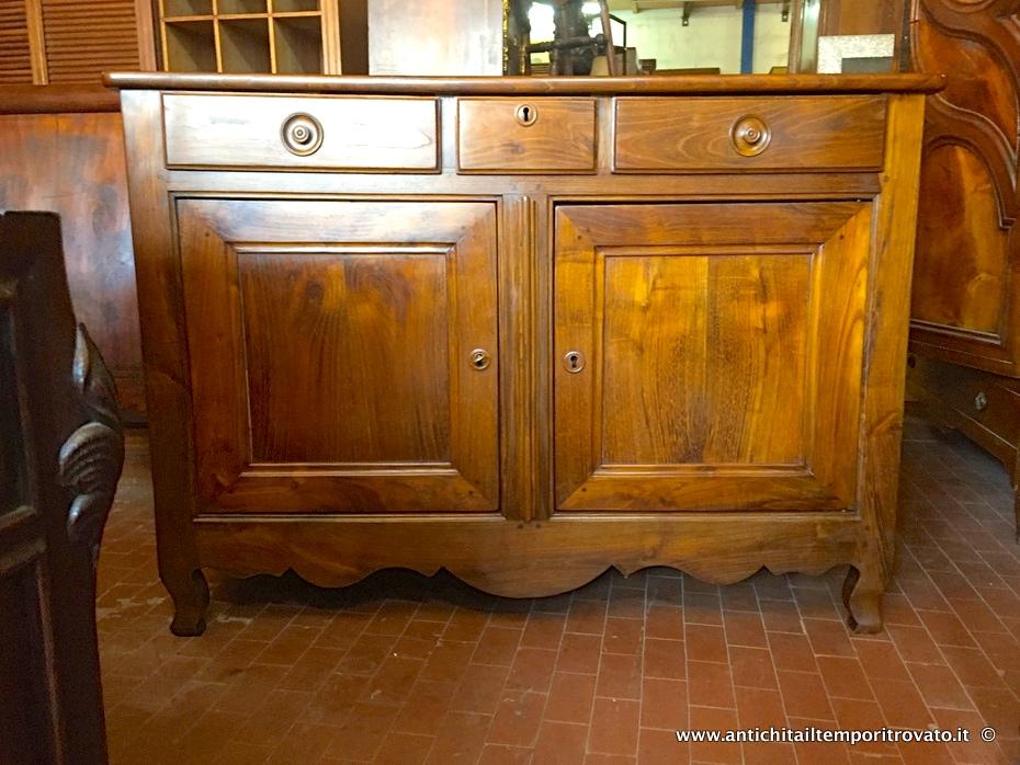 Credenza Rustica Antica : Antichità il tempo ritrovato antiquariato e restauro mobili